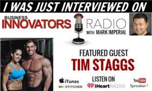 Health fitness Mark Imperial Innovators Radio